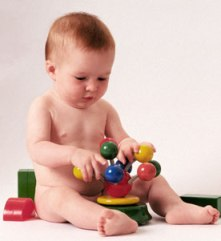 Child Learning Starts Immediately The Day They Are Born - A Child Is Never Too Young To Learn