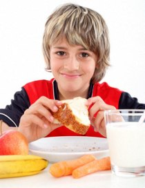 Healthy Kid - Possible With Healthy Lifestyle Habits!