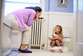 Potty Training Girls Top Tips