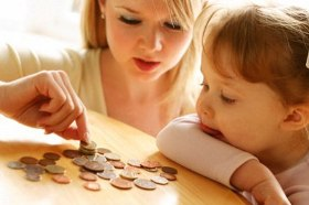 teaching about money