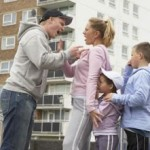 Exposure To Family Violence Especially Harmful To Previously Abused Children