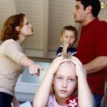 Children Distressed By Family Fighting Have Higher Stress Hormones