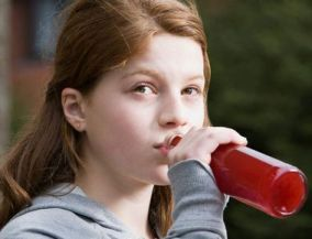 [Teen Drinking]. The problem may be made worse by a new product available ...
