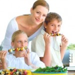 Parents' Work Conditions Affect Family Food Choices
