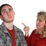 A Teenage Son And His Rage