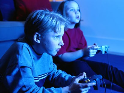 Video Game Violence and Children
