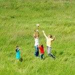 Not Enough Outdoor Time for Kids Says Study