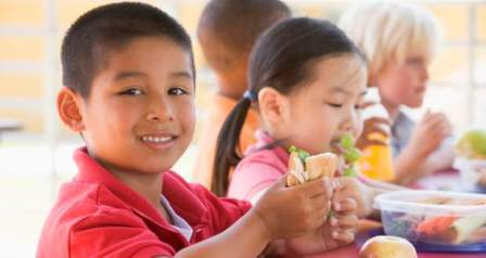 5 healthy eating tips for kids.