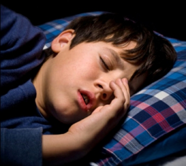 Kids with Sleep-Related Breathing Troubles