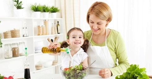 Food and Nutrition Lesson Plans for Kids