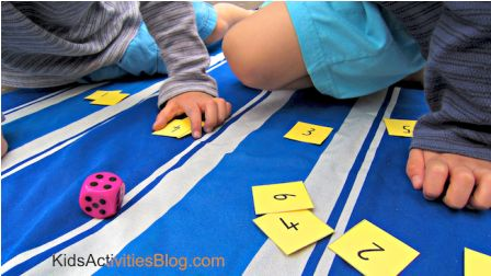 Ideas for Kids Learning Games