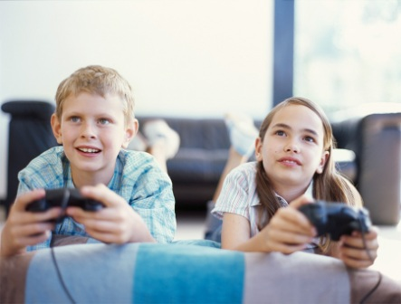 side effects of video games on children