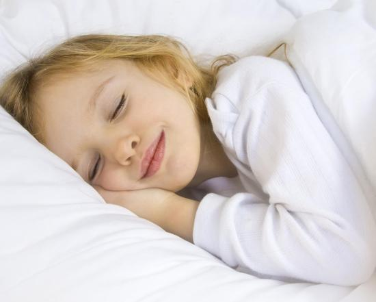 autism spectrum child sleep better
