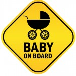 follow while the baby is on board