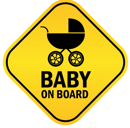 clipart baby on board - photo #8