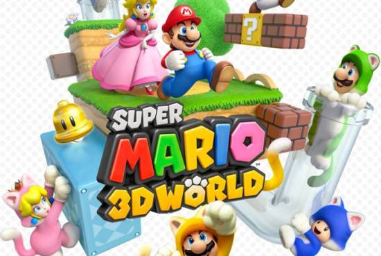 nintendo 3D games for kids