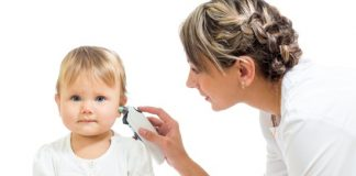 ear infection in your child