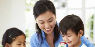 working parents to spend weekends with children