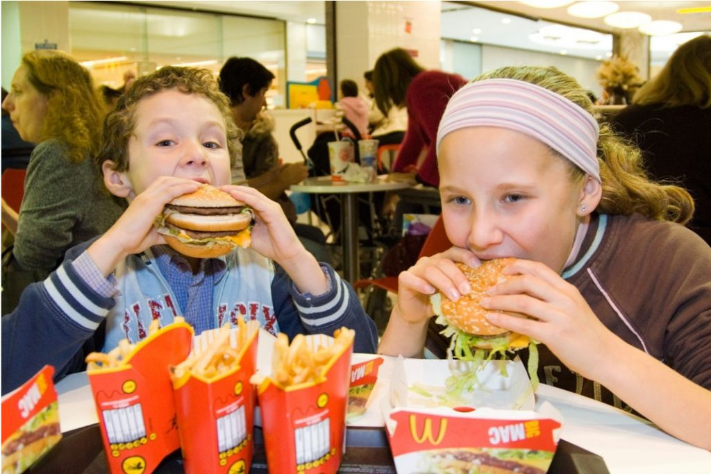 5 ways to Keep your Kids Off the Junk Food
