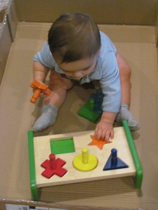Examples of Lesson Plans for Toddlers