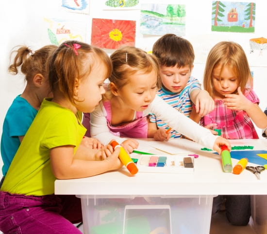 Prepare Your Little One For Going To Pre-School
