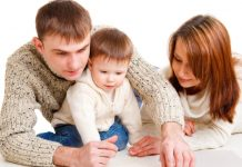 tips for working parent on child raising