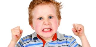 pointers to follow while handling child rage