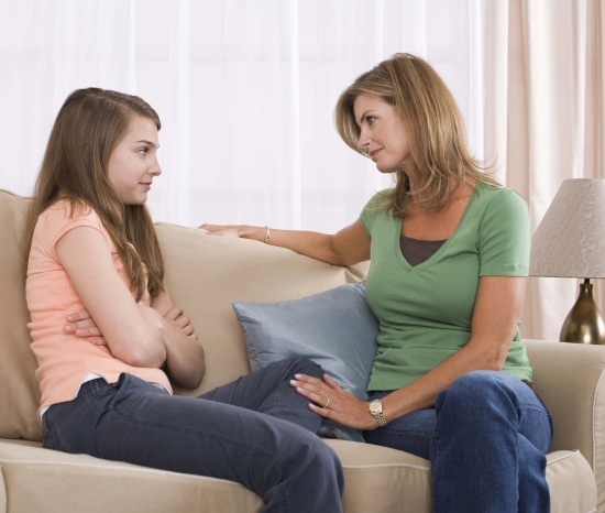 help your child tackle teenage issues