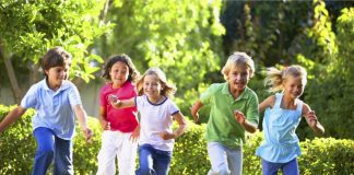 Top Ways to Raise Kids in a Healthy Way